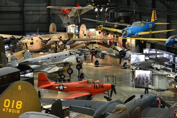 Wright-Patterson-Air Musuem